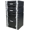 ABS rack case 8U